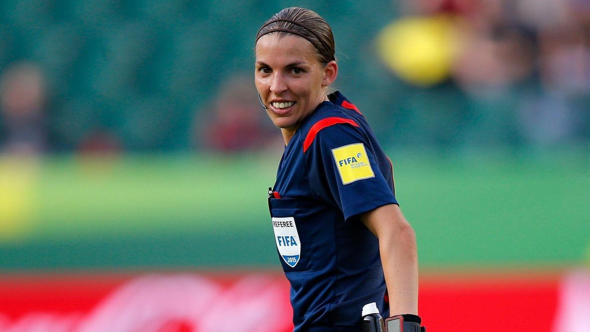 Stéphanie Frappart : une pionnière en Ligue des champions