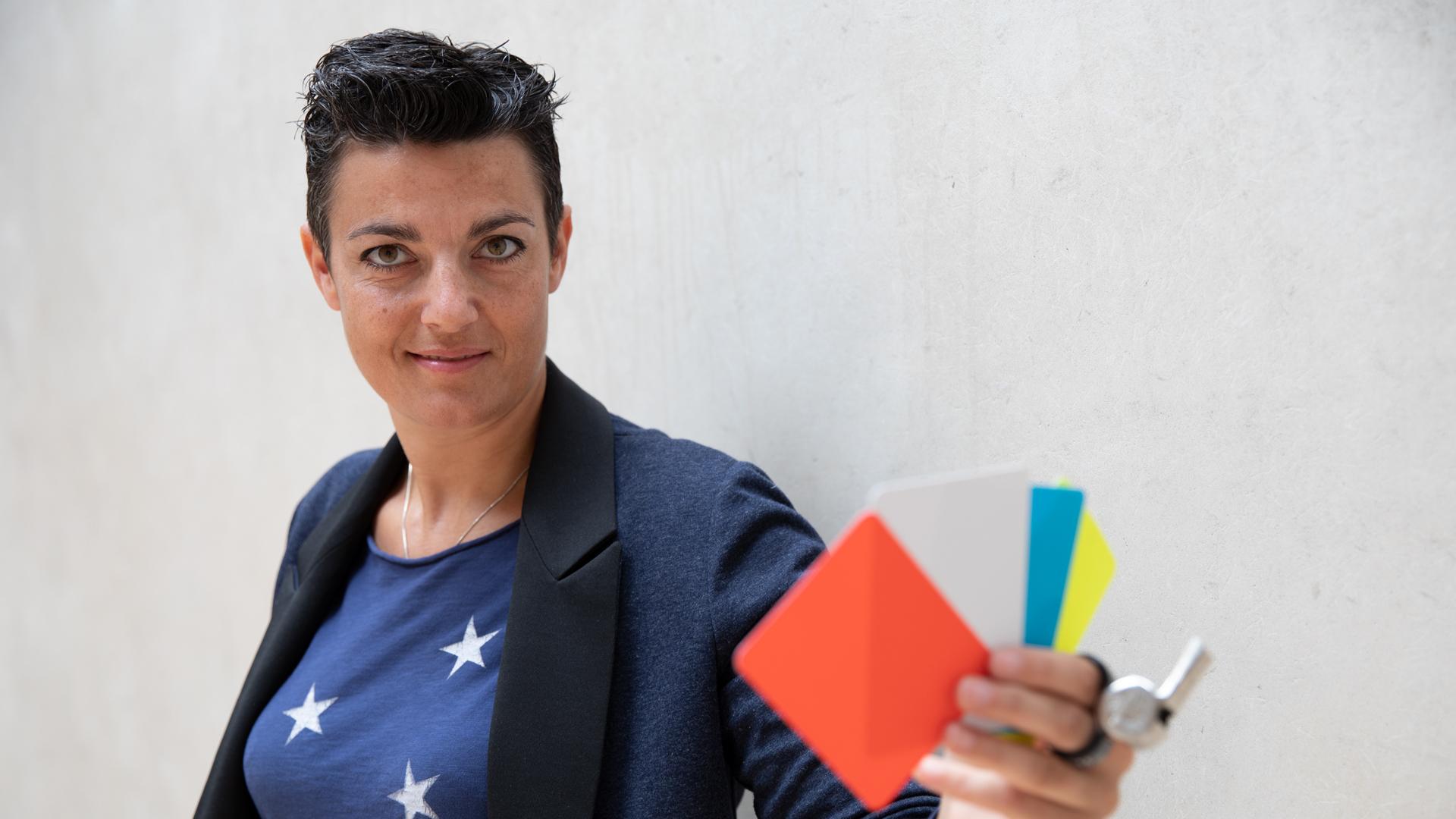 Charlotte Girard : les femmes sont l'avenir de l'arbitrage